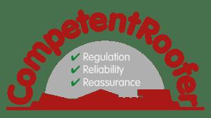 Competent Roofer Scheme logo